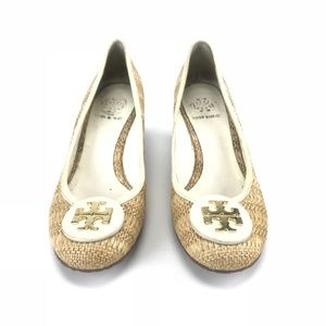 Tory Burch Platform Wedges